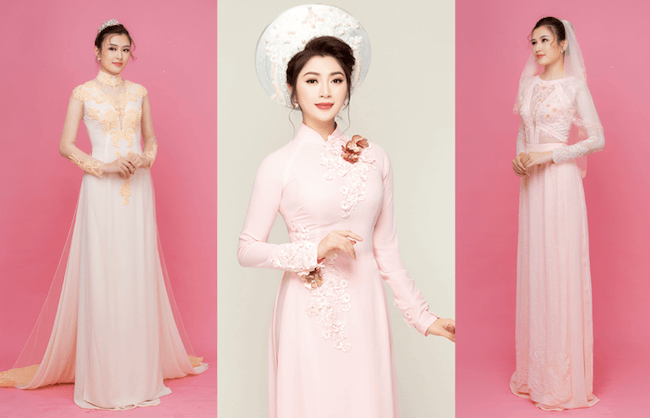 ao dai cho co dau beo chat lieu