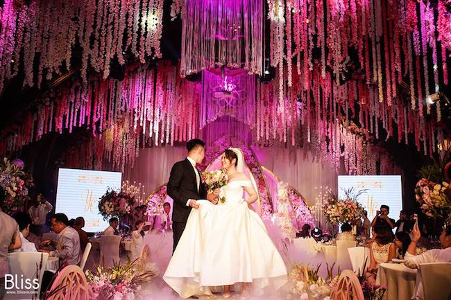 dich vu wedding planner Tp.HCM bliss Viet Nam