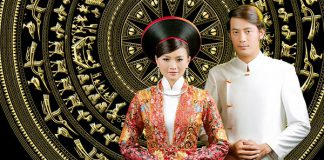 ao dai chu re cach tan